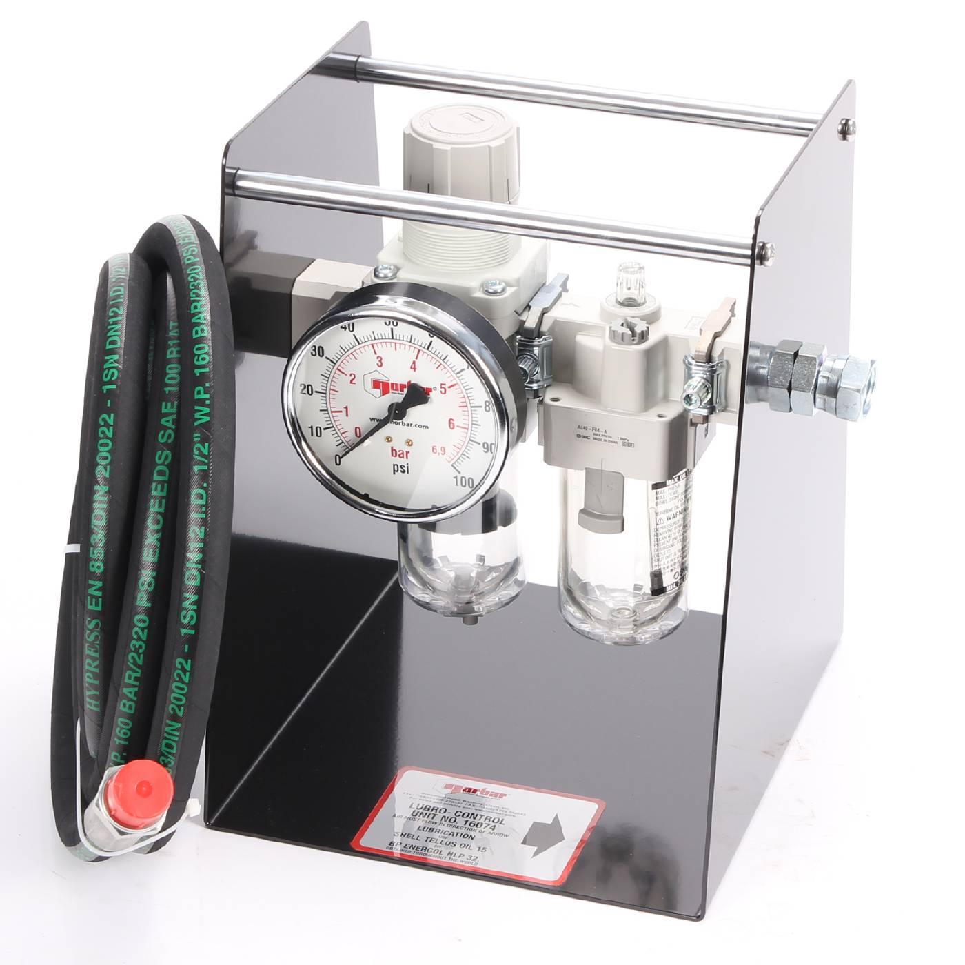 Filterregulator Lubro För Pneumatiska Momentdragare