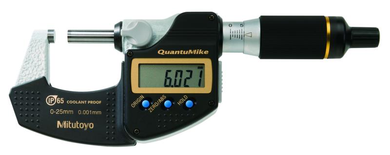 Digital Mikrometer 293-Serien QuantuMike