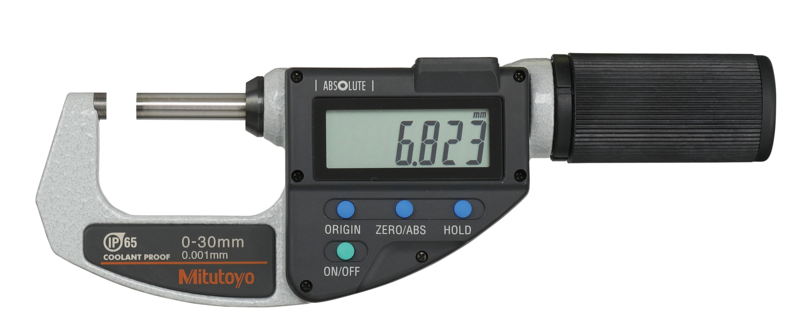 Digital Mikrometer 293-Serien Digimatic Quick