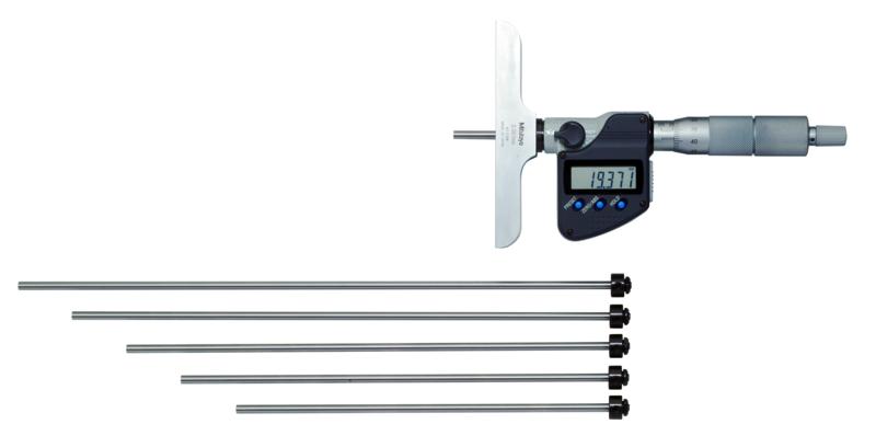 Digital Djupmikrometer 329-serien