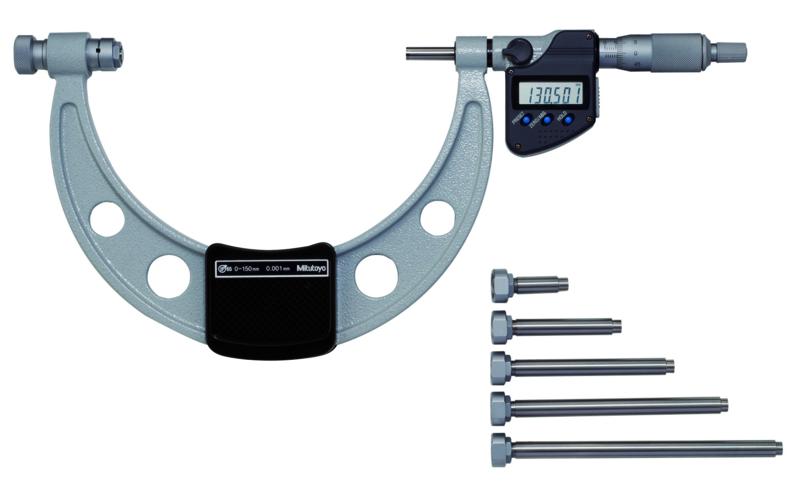Digital Bygelmikrometer 340-Serien