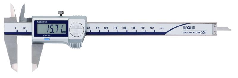 Digitala Skjutmått 500-serien IP-67