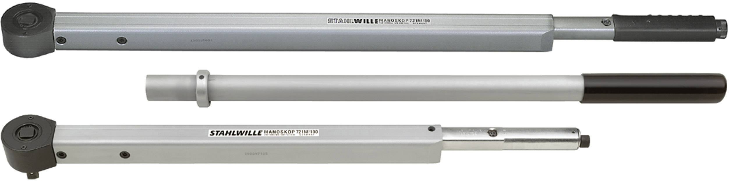 Momentspärrnyckel 721 Nf-serien (160-1000Nm)