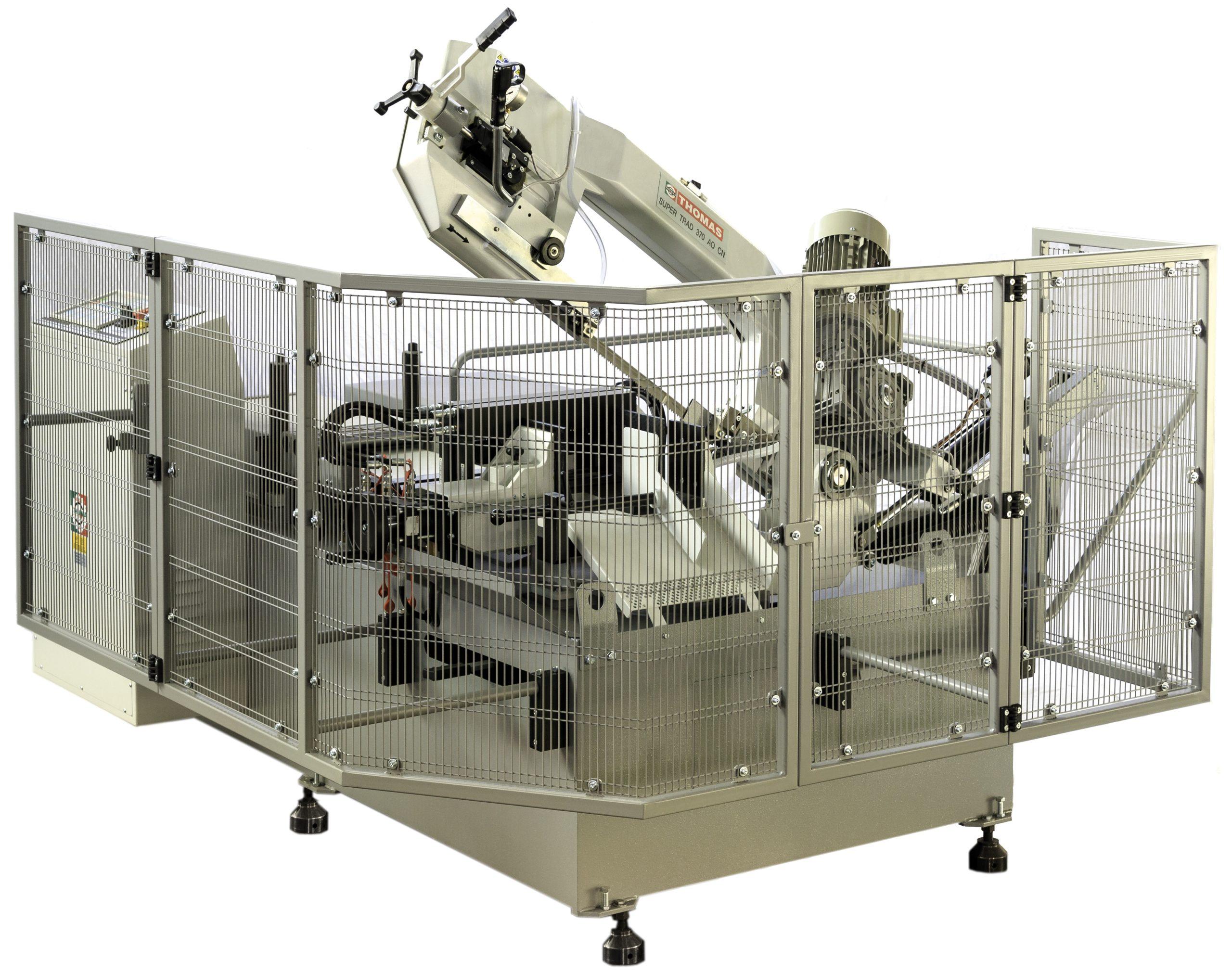 Automatisk Bandkapsåg Super Trad 370 AOCN Evolution