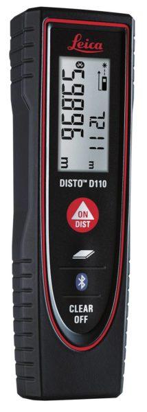 Avståndsmätare Disto D110 Upp Till 60m