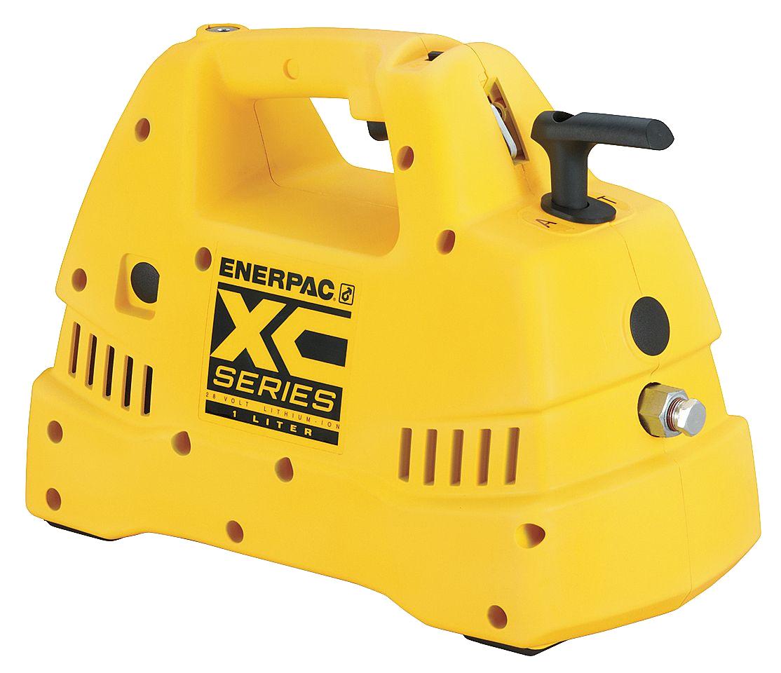 Batteripump XC-serien