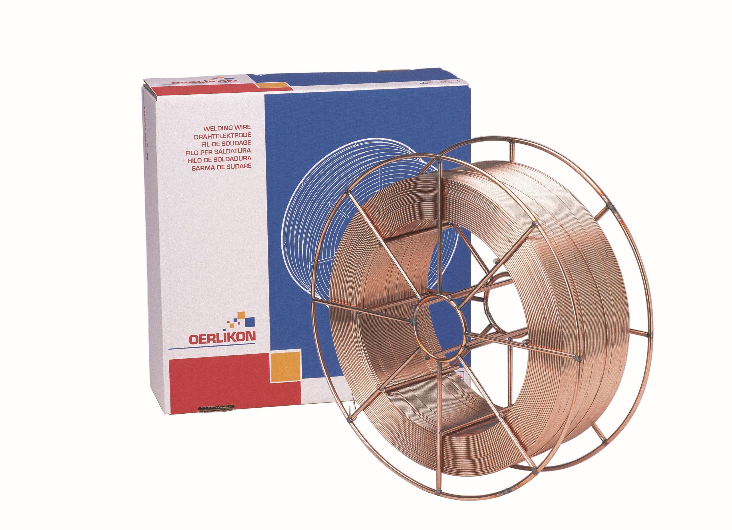 Rutil Rörelektrod Fluxofil 20 För Höghållfast Stål