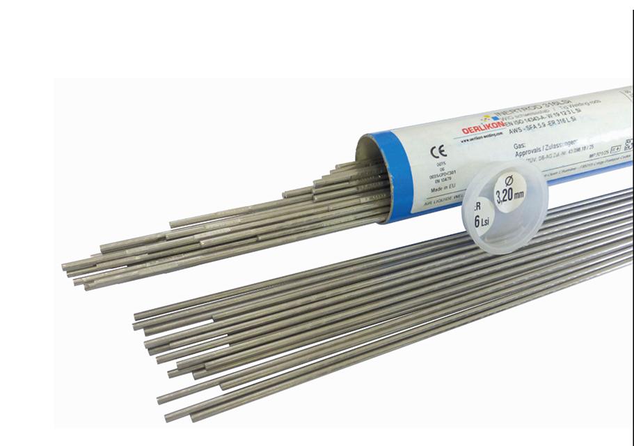 TIG-elektrod För Rostfritt Stål Inertrod 316 LSi