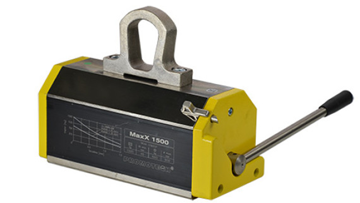 Lyftmagnet MaxX-serien