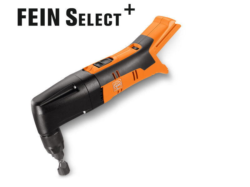 Batteridriven Nibblingsmaskin ABLK 18 1.6E Select