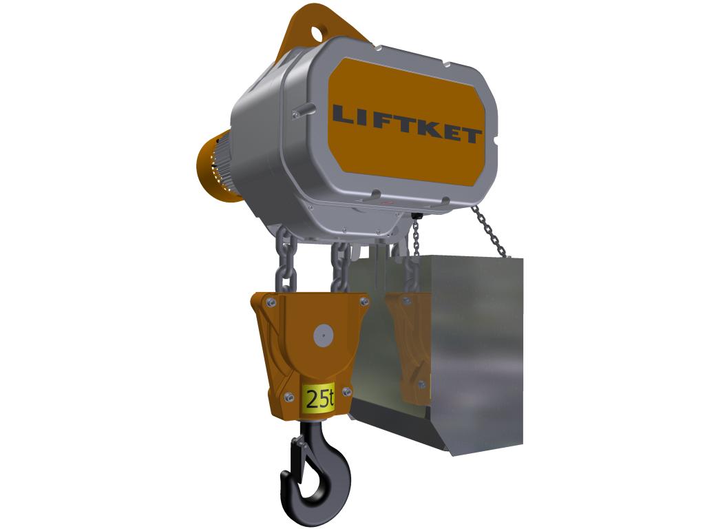 Eltelfrar Liftket Power