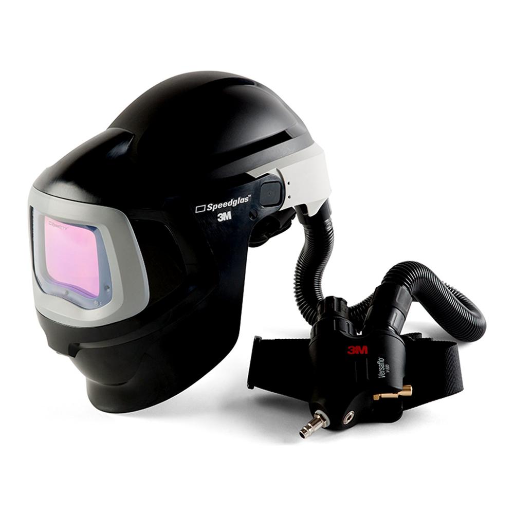 Speedglas™ 9100MP/MP-Lite Svetshjälm Med Versaflo™ V500E